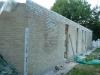 Opførelse af nyt hus